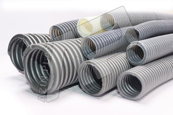 لوله خرطومی نسوز آذین پلاست و سهند پلاست