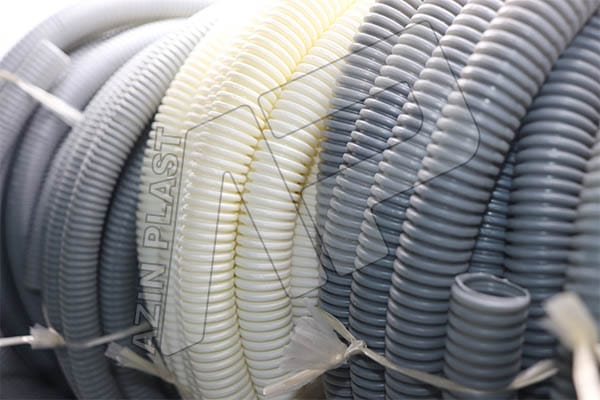 لوله pvc نسوز آذین پلاست و سهند پلاست
